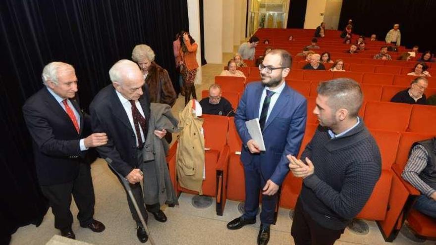 El Memorial Filgueira Valverde recuerda el papel de Sánchez Cantón en la consolidación del Museo
