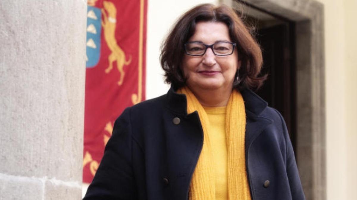 María José Guerra, consejera canaria de Educación