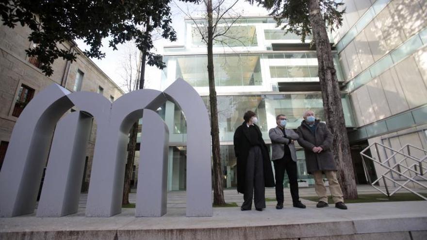 """El Museo de Pontevedra rebautiza como Edificio Castelao al conocido como """"el Sexto"""""""