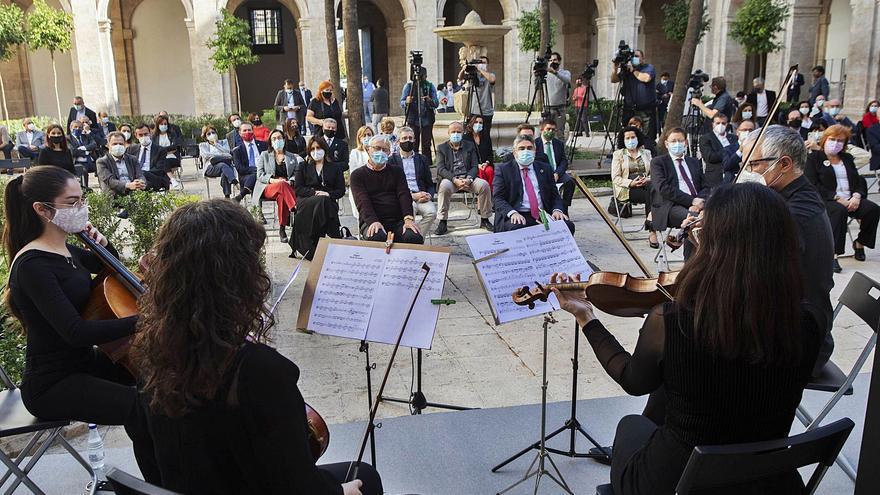 La C. Valenciana reivindica a Miguel Hernández en su 110 aniversario