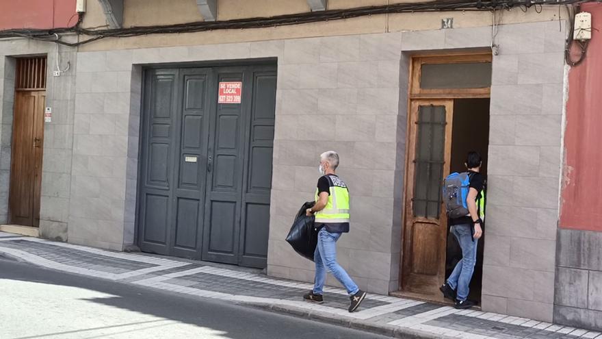 Reconstrucción crimen de Arenales