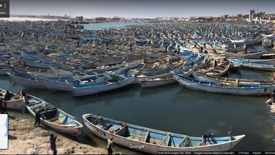 Arrestados en Mauritania 60 emigrantes que querían ir a Canarias