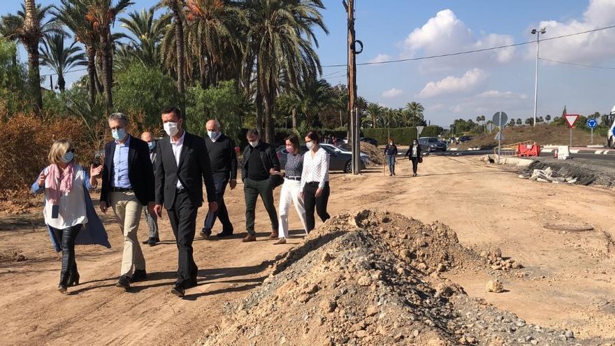 El desdoblamiento de la carretera de Santa Pola superará los 11 millones de inversión