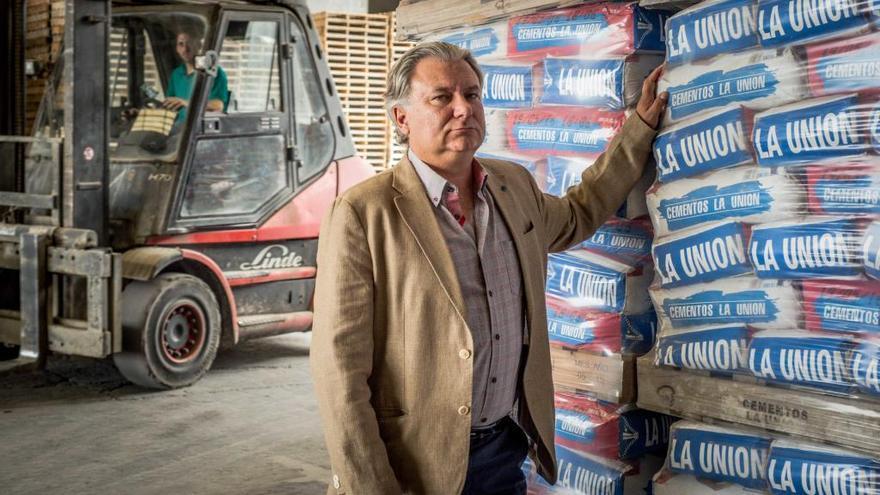Cementos La Unión vuelve a los beneficios tras crecer un 20 % en facturación en 2018