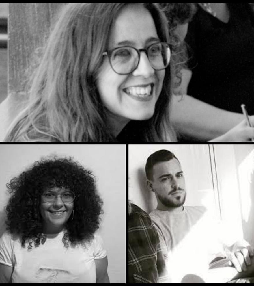 Sabes a Versos. Mesa 'Jóvenes poetas en Canarias'