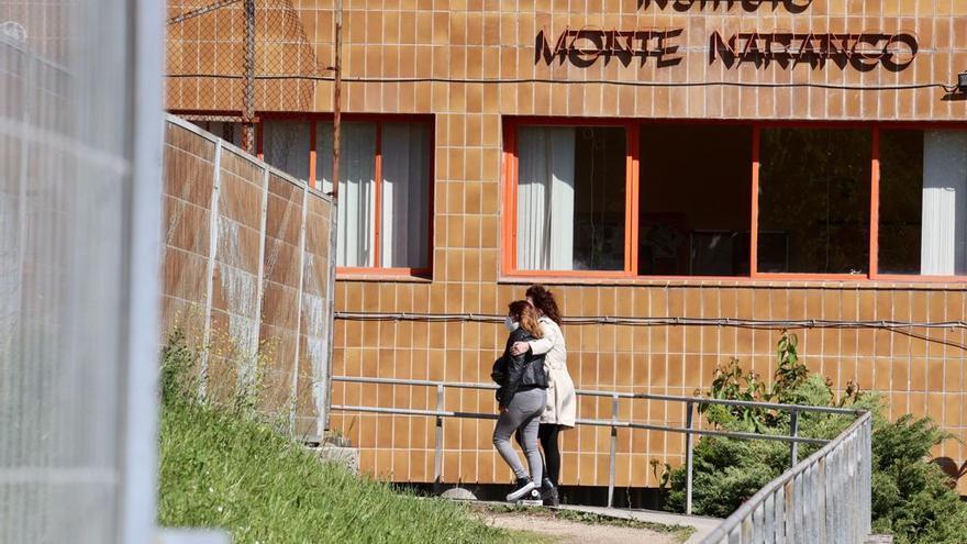 """La tesis del accidente mortal en el IES Monte Naranco: """"Si se hubiese agachado no habría pasado nada, pero intentó salir desesperadamente"""""""
