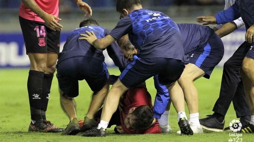 Peligra la presencia de Víctor Casadesús y Ximo Navarro con la Selección Balear