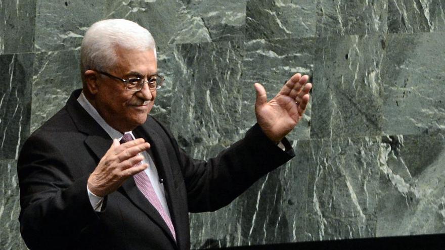El presidente de Palestina convoca las primeras elecciones en quince años