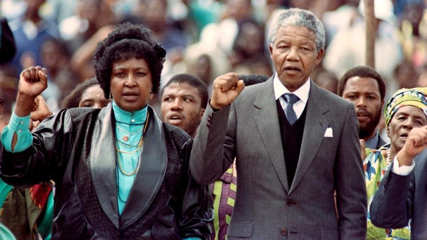 Winnie Mandela, una figura emblemática y controvertida