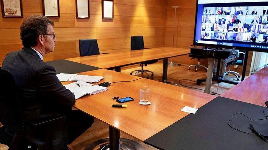 La Xunta pedirá a un juez que cierre zonas o concellos de Galicia si surgen rebrotes