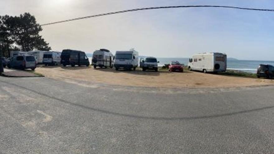Alerta en O Grove por la llegada de autocaravanas y la ocupación de segundas residencias