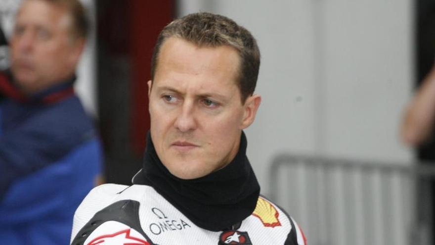 Michael Schumacher ingressa en un hospital de París