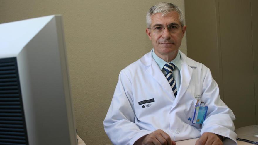 Antonio Cano, presidente de la Sociedad Europea de Menopausia y Andropausia