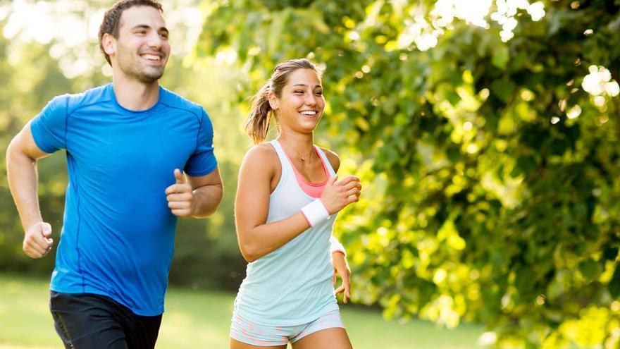 Estos son los ejercicios que debes hacer para adelgazar según tu edad