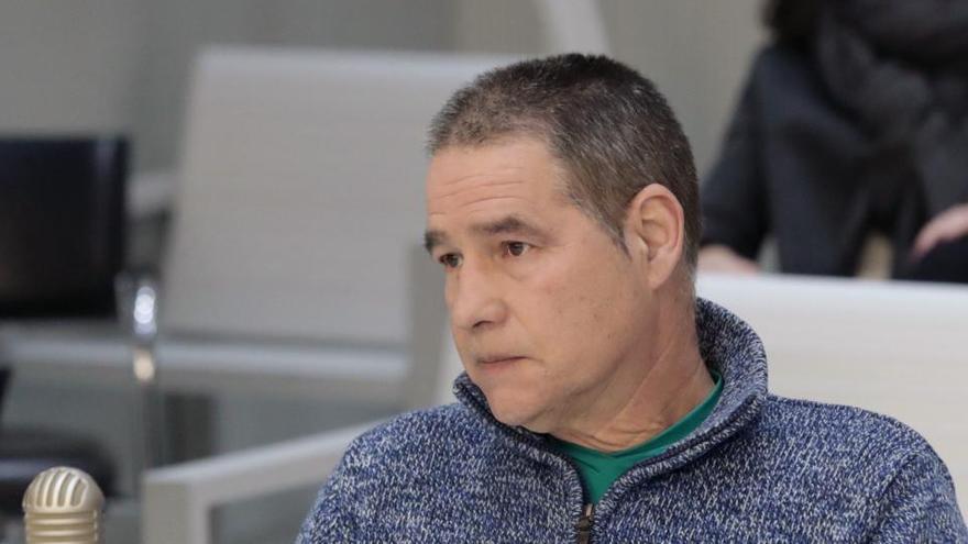 El etarra Troitiño obtiene la libertad condicional