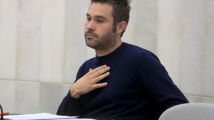 Compromís insta a Mazón a sancionar a los diputados del PP de Alicante que se negaron a aprobar el acuerdo sobre la financiación