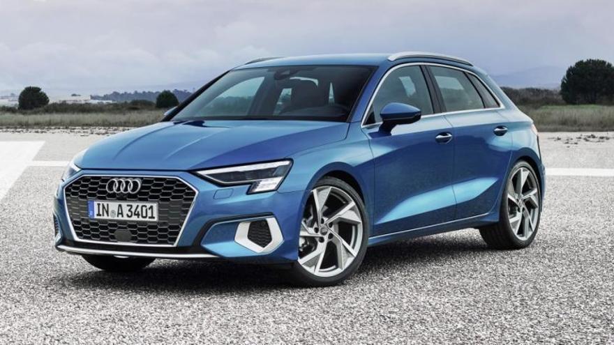 El nuevo Audi A3 Sportback llegará en mayo desde 27.750 euros