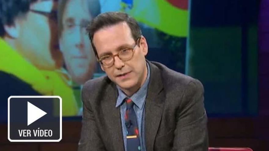 Joaquín Reyes explica su intento de detención al confundirle con Puigdemont