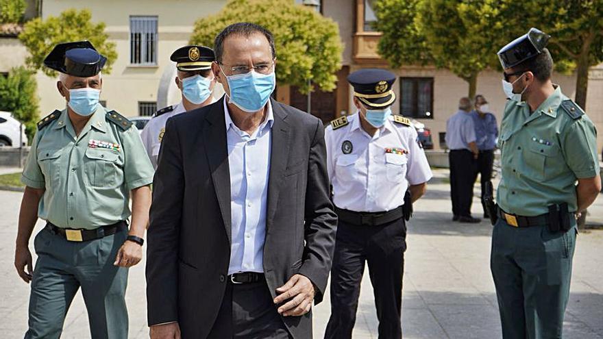 Las autoridades de Zamora, preocupadas por los infectados que salen a la calle