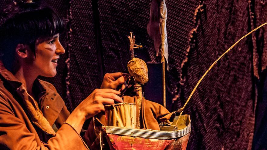 Festival de Teatro Internacional de Teresetes - Hai, la pescadora de somnis