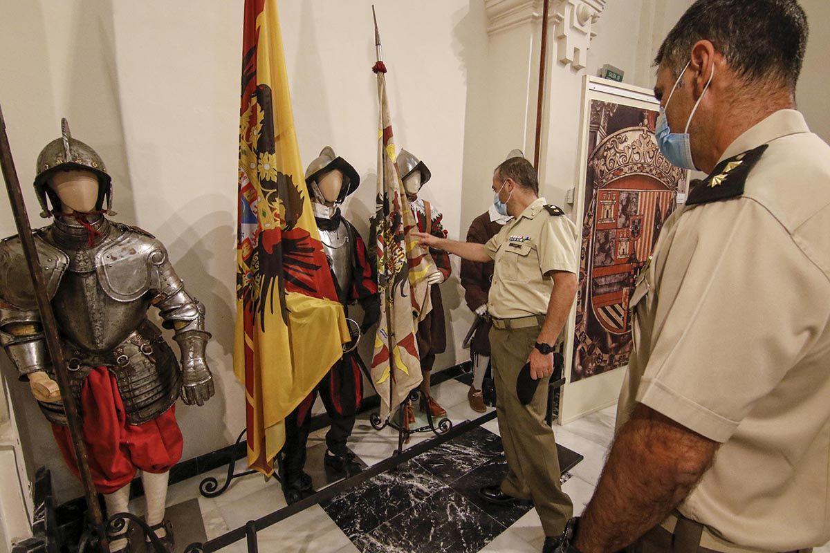 Exposición aniversario de la batalla de Lepanto en Córdoba