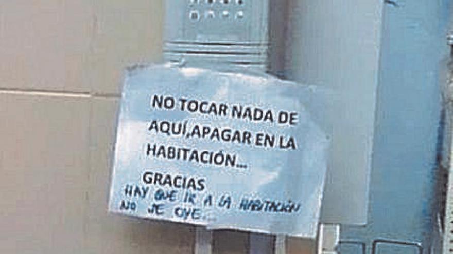 A gritos por el hospital Morales Meseguer