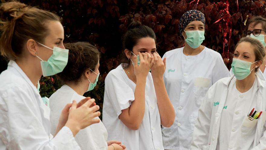 El SAMUR de Madrid reforzará hospitales de Soria y Segovia