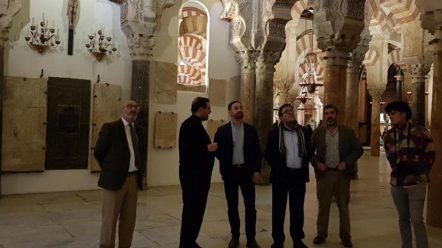 """Vox Córdoba acusa a Podemos de querer """"expropiar los bienes de la Iglesia"""""""