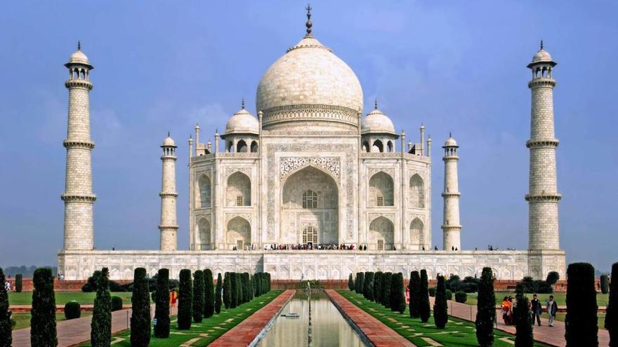 El Taj Mahal, dedicado al amor - La Opinión de Murcia