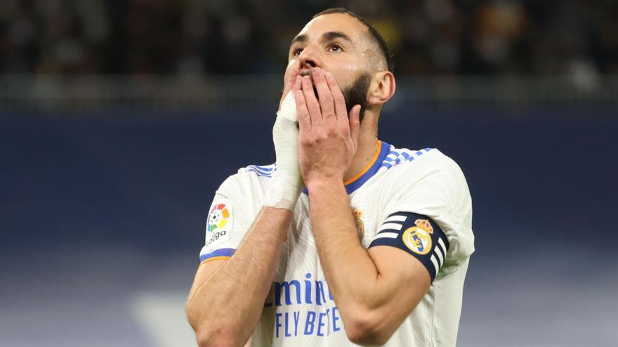 Real Madrid - Osasuna, en imágenes