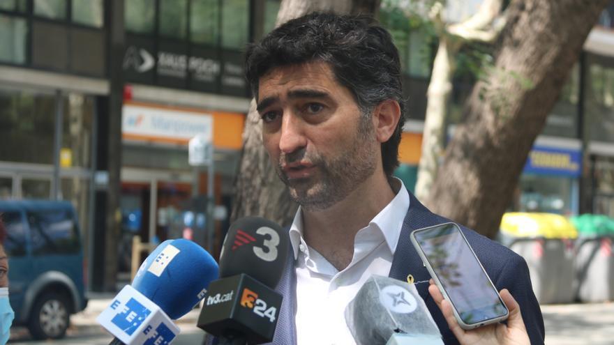 Puigneró reclama a l'Estat que pagui 1.500 MEUR per alliberar els peatges que quedaran a Catalunya l'1 de setembre