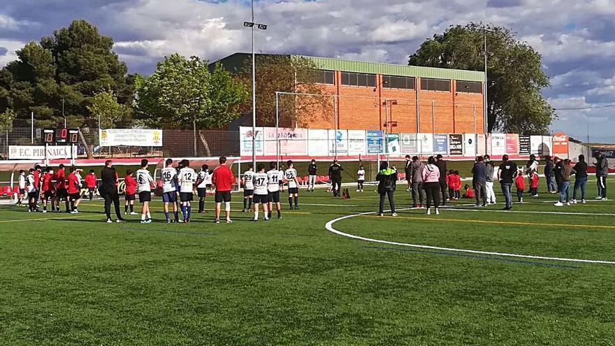 El Futbol Club Pirinaica organitza una xerrada sobre les mesures de la covid-19 per un futbol segur
