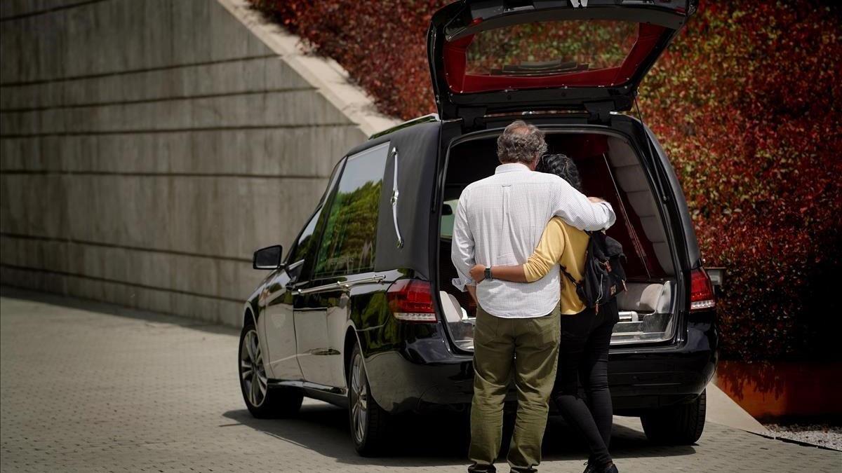 La Comunidad de Madrid asume el entierro de 59 personas fallecidas al no ser reclamadas