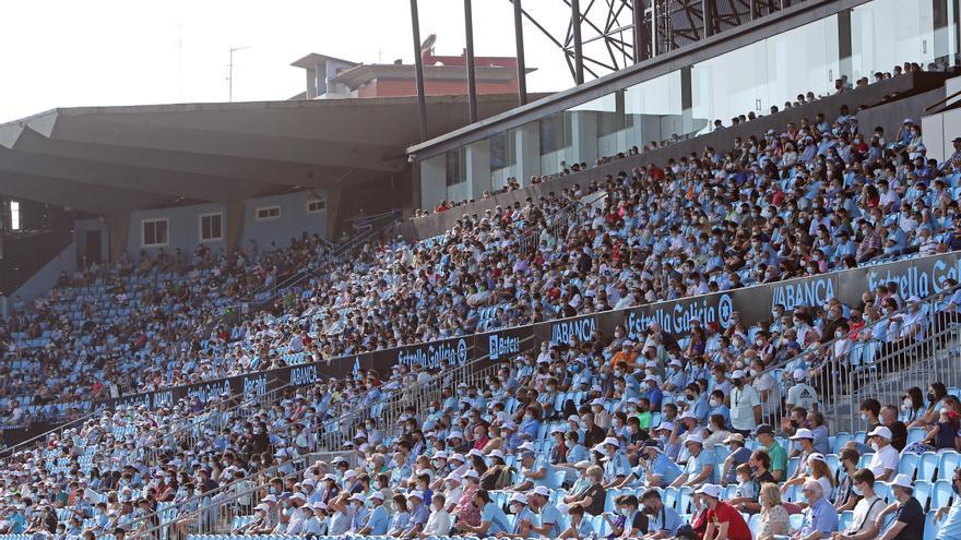 El Celta pone a la venta entradas para el partido ante el Granada
