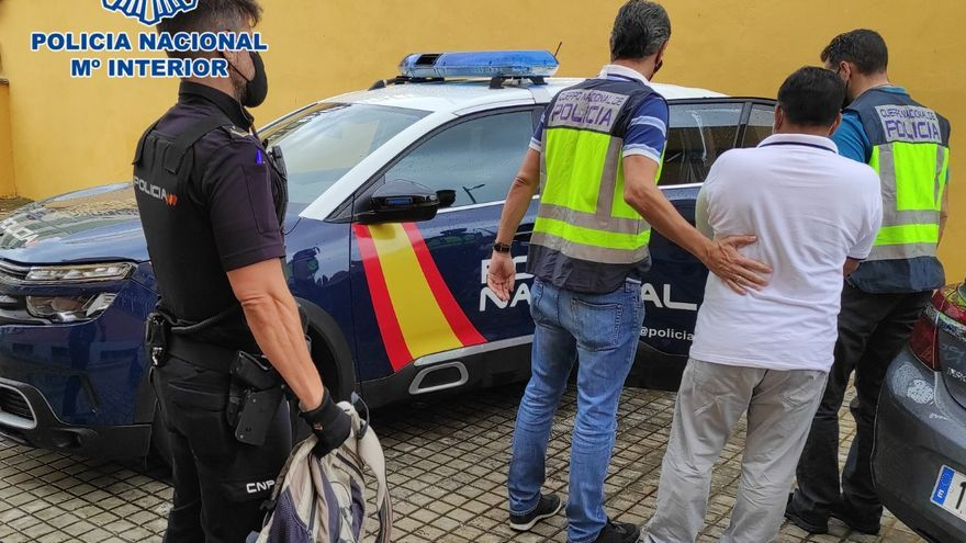 Detenido en Córdoba un prófugo de la justicia con una orden internacional de arresto de El Salvador