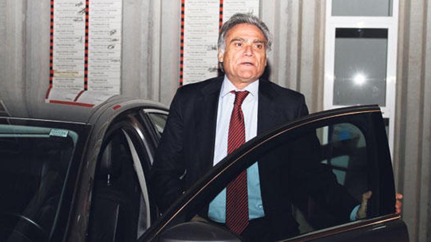 Cerdà exigió a Claassen más de un millón de euros para traicionar a Serra