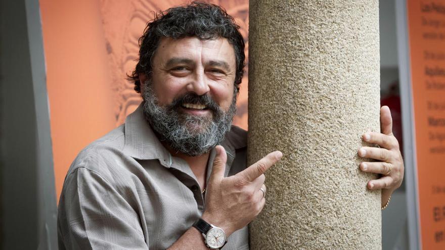 Paco Tous ficha por la 5ª temporada de 'Allí Abajo'