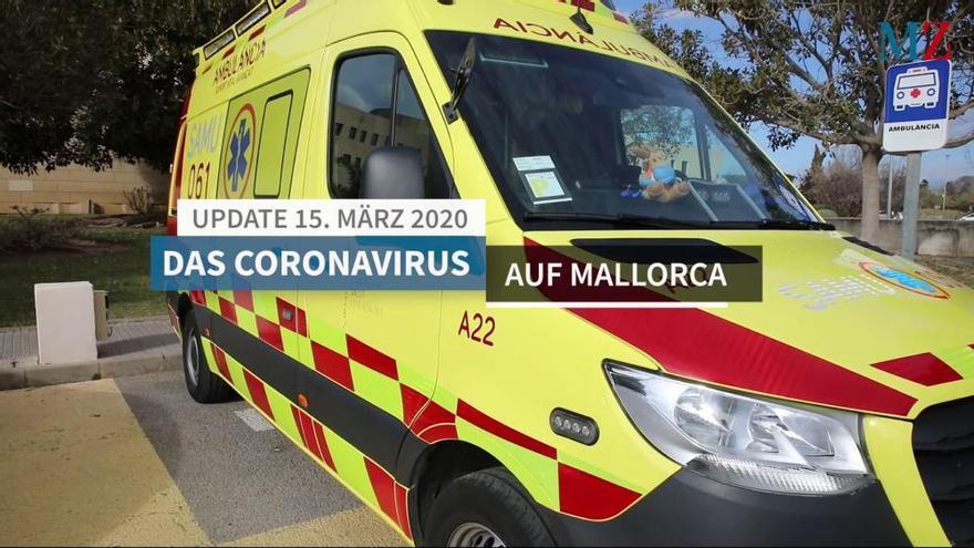 Coronavirus auf Mallorca: Polizei schickt Passanten nach Hause