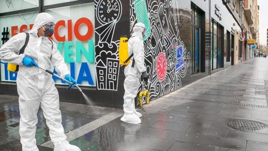 Ejército y policía no se desplegarán en Madrid hasta el lunes