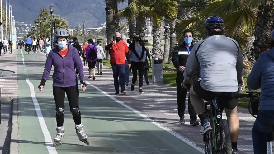 La 'nueva' Ferrandis Salvador de Castelló tendrá un carril solo para usuarios de patines
