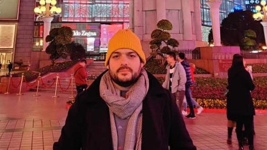 """""""Vine a España de vacaciones y no sé cuándo voy a poder regresar a China"""""""