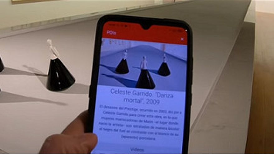 Rutas interactivas. App Vigo