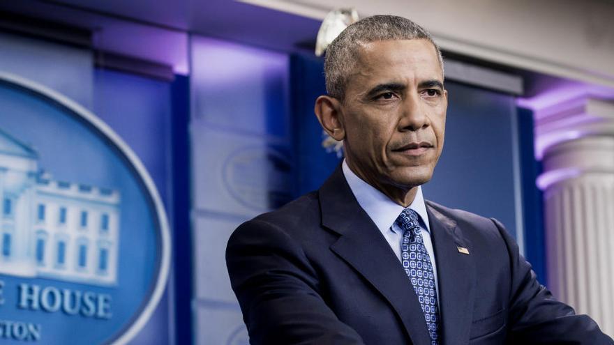 """Obama descarta un posible cargo en el Gobierno de Biden: """"Michelle me dejaría"""""""