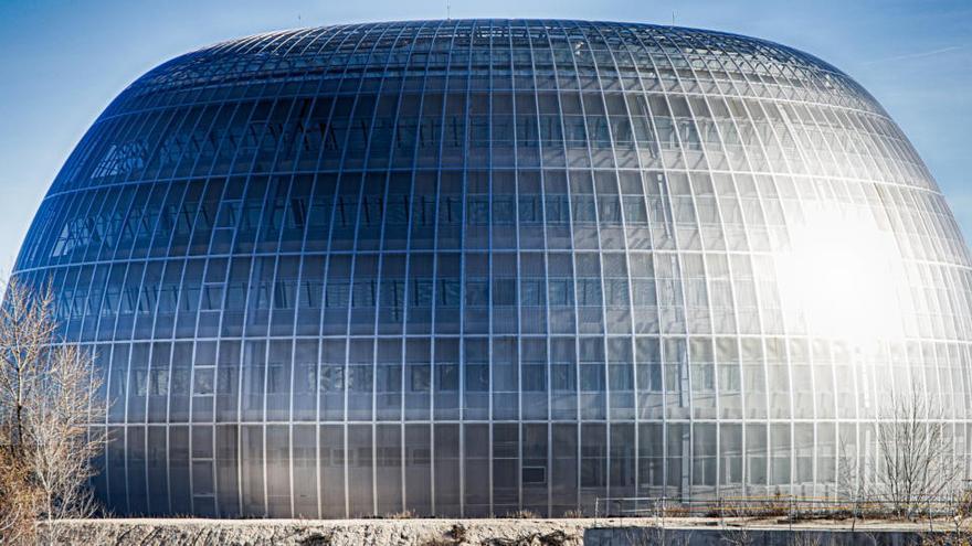 Madrid prepara una segunda morgue en la Ciudad de la Justicia
