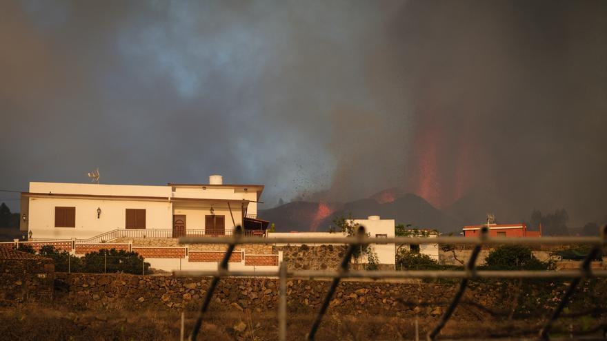"""Canarias prepara un decreto ley para reconstruir """"con urgencia"""" las casas afectadas"""