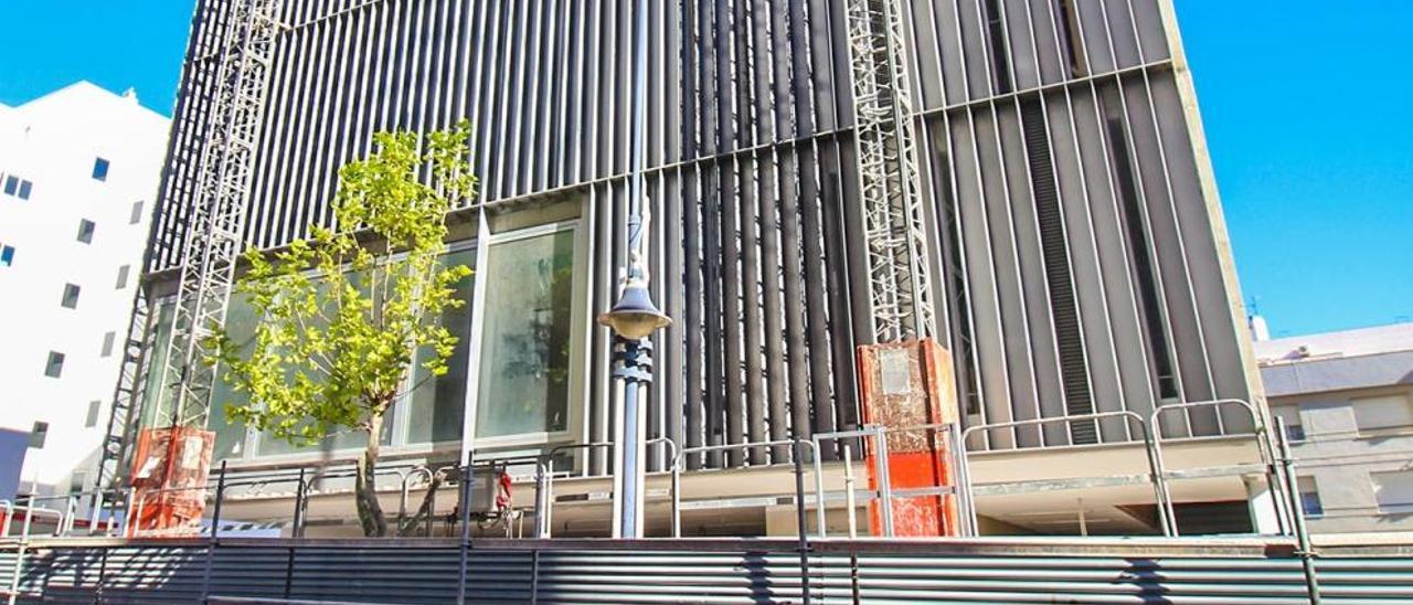 El edificio del Museo de la Semana Santa perderá su nombre antes de inaugurarse