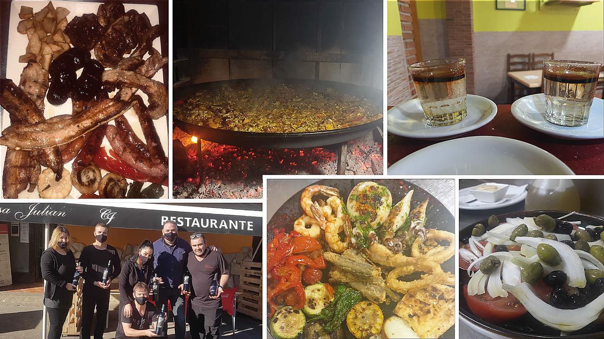 Casa Julián, un clásico del 'esmorzaret' en Castellón que da fama a La Barona.