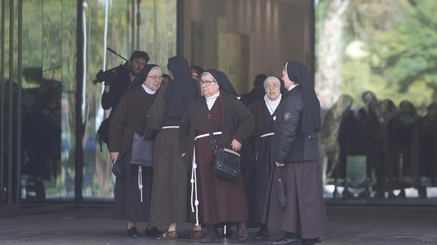 La jueza desestima la demanda contra las Clarisas de Santa Isabel