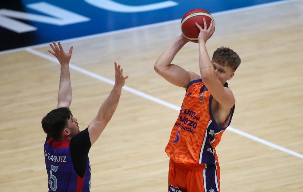 Fase ascenso LEB Plata Valencia Basket