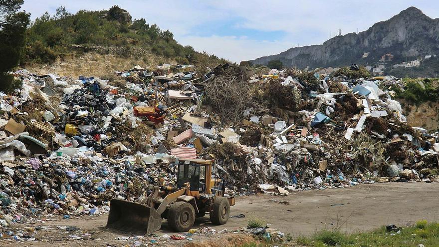 Policías de Calp declaran que la báscula de la planta de basura llevaba rota 6 meses